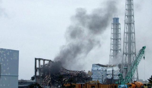 Image: Creative Commons/naturalflow Fukushima-Daiichi Plant March 2011