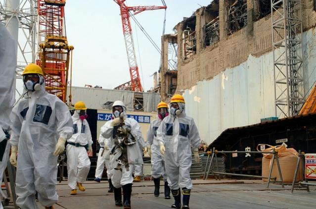 Image: Greg Webb/IAEA Fukushima-Daiichi NPP, April 17, 2013.